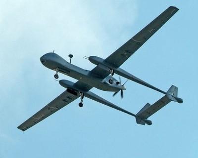 Le Heron, un modèle de drone très répandu