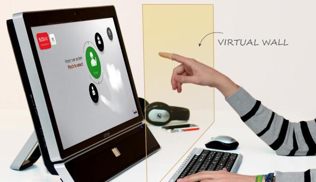 omek virtual wall