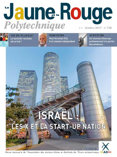 Les X et la Start-up Nation